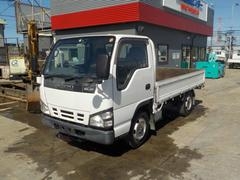 エルフトラック1.25トン平 4WD フルフラットロー