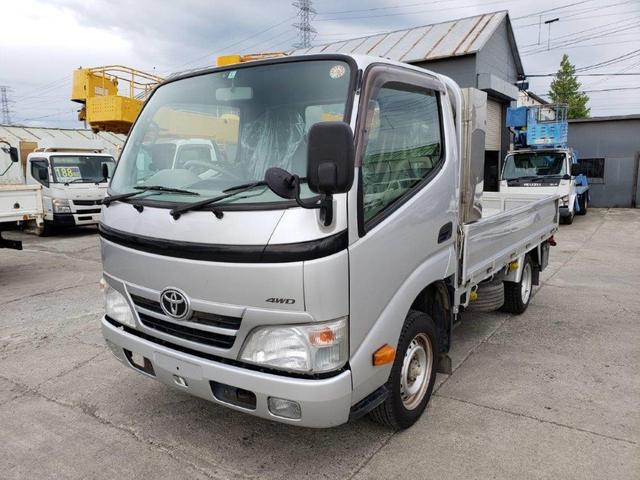 トヨタ 1.2トン平 ロング 4WD