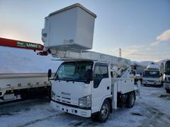エルフトラック14.6m高所作業車 電工仕様・ウィンチ付