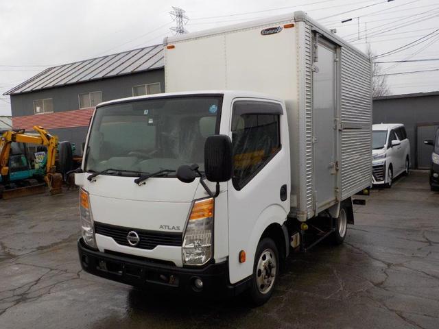 日産 アトラストラック 1.2トンパネル 4WD