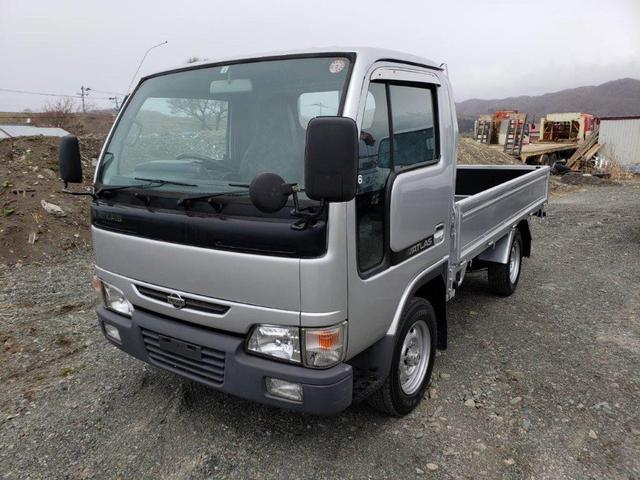 日産 アトラストラック 1.5トン平 ロング 4WD