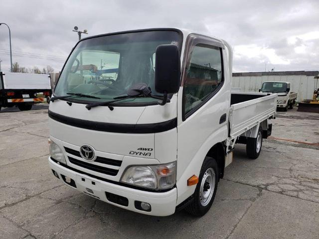 トヨタ 1.25トン平 ロング 4WD