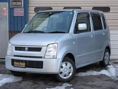 ワゴンRFX・4WD・AT・キーレス・夏冬タイヤ付・1年保証