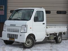キャリイトラックKC・4WD・5速・夏冬タイヤ付き