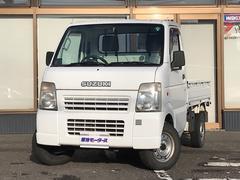 キャリイトラック金太郎ダンプ 4WD エアコン パワステ デフロック 三方開