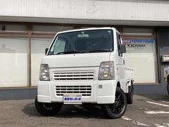 キャリイトラックKU4WDエアコン・パワステ地区限定車