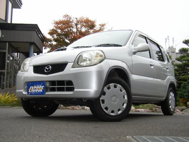 マツダ XEエクストラ 4WD グー鑑定書付