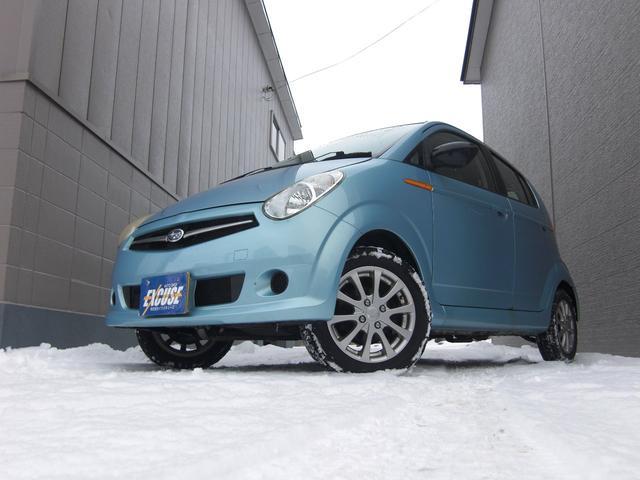 「スバル」「R2」「軽自動車」「北海道」の中古車