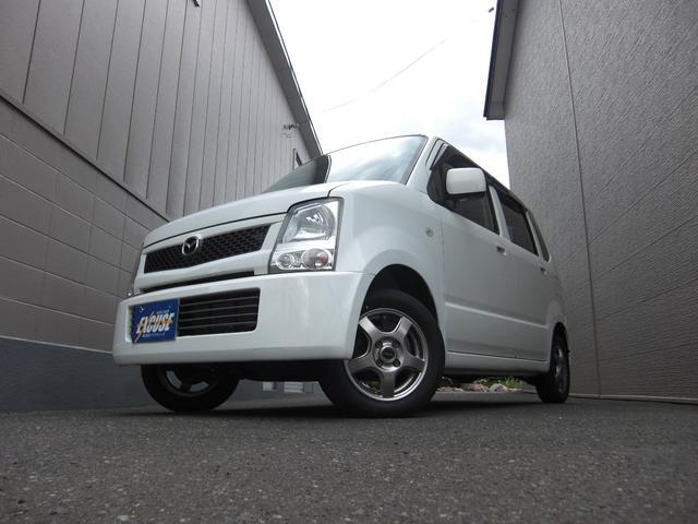 マツダ AZワゴン FX 4WD 夏タイヤ新品