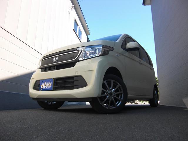 ホンダ G・Aパッケージ 4WD バッテリー新品 純正ナビ エンジンスターター スタッドレスタイヤ付き