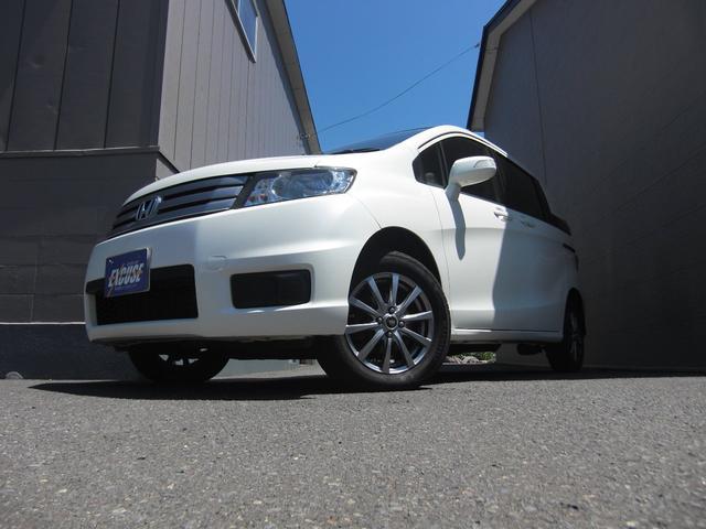 ホンダ フリードスパイク G ジャストセレクション 4WD 左側パワースライドドア