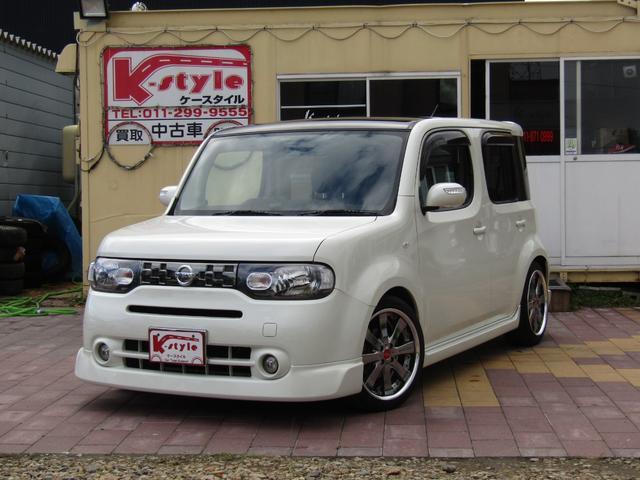 日産 15X FOUR Vセレクション 4WD サンルーフ