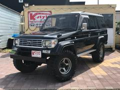 ランドクルーザープラドSXワイドリミテッド リフトUP 4WD サンルーフ