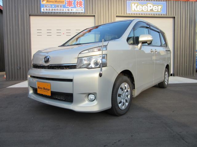 ヴォクシー X 4WD
