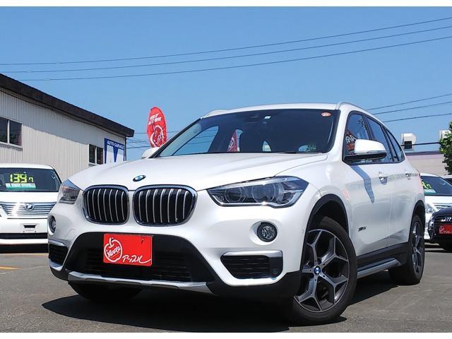 BMW xDrive 18d xライン ワンオーナー インテリジェントセーフティ 電動テールゲート 黒ハーフレザーシート LEDヘッドライト パーキングアシスト コンフォートアクセス 純正HDDナビ バックカメラ 車線逸脱警告 ETC