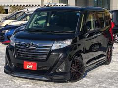 ルーミーカスタムG S SAII 4WD ワンオーナー 両側パワスラ