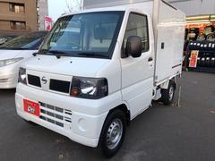 クリッパートラック4WD 冷蔵 冷凍車 車検残H32年3月まで
