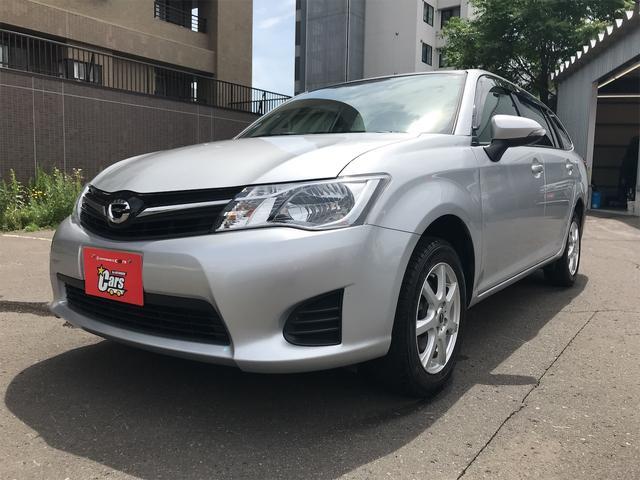 トヨタ カローラフィールダー 1.5X 4WD 寒冷地仕様