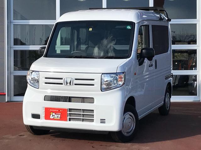 N-VAN G・ホンダセンシング 4WD キャンピング仕様車 キーレス 両側スライドドア クルーズコントロール 収式シートアレンジ ソーラーパネル 外部電源取込可能