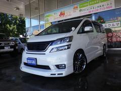 ヴェルファイア3.5Z G−ED 4WD 車高調 寒冷地 1年走無制限保証