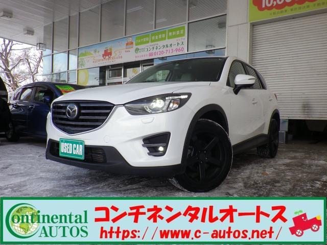 「マツダ」「CX-5」「SUV・クロカン」「北海道」の中古車