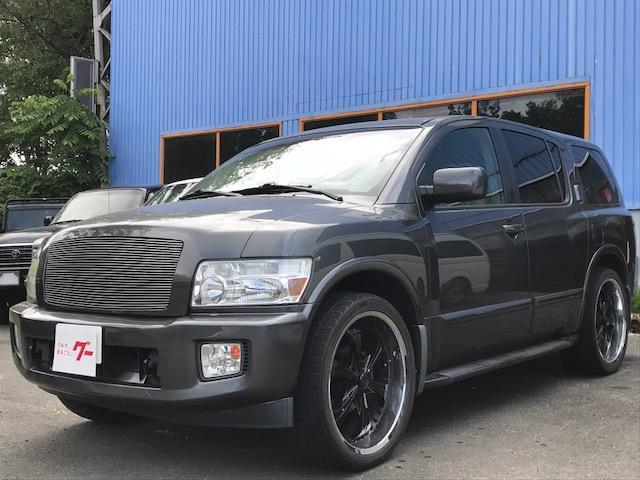 インフィニティ 4WD