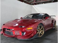 GTOツインターボ ワンオフブリスター マフラー 車高調 Tベル済