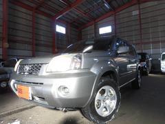 エクストレイルX 4AT 4WD ABS キーレス Tチェーン