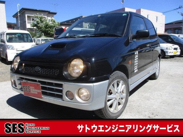 スズキ RS/Z 5MT 4WD K6A ターボ Tチェーン