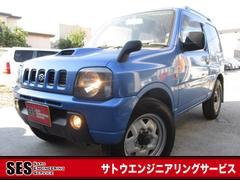 ジムニーXC 4AT 4WD ターボ Tチェーン