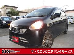 ミライースXf CVT 4WD ABS SDナビ TV Tチェーン