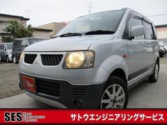 eKアクティブVT・4WD・4AT・4WD・キーレス・ターボ