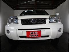 エクストレイルSドライビングギア・4WD4AT・ABS・Tチェーン