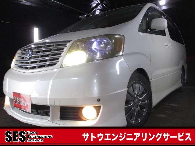 トヨタ AS プレミアム アルカンターラバージョン 4WD両パワスラ