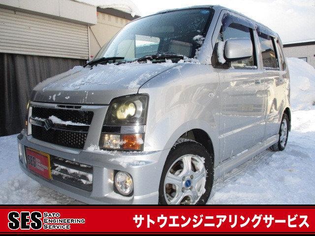 スズキ RR-DI ABS・直噴ターボ・キーレス・HID