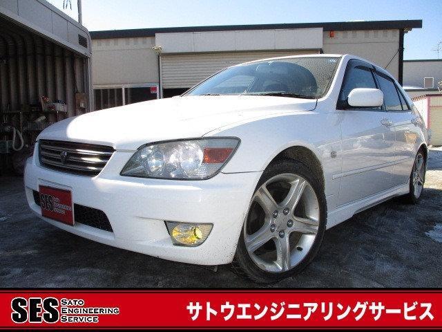 トヨタ RS200・6MT・キーレス・Tベル済