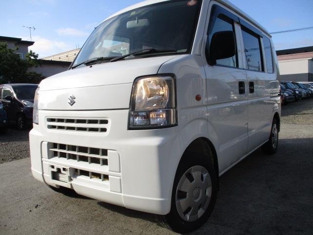 車いす移動車・4WD・ABS・修復無・1オーナー・5.8万k(1枚目)