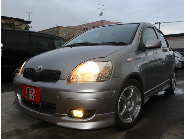 トヨタ F Lパッケージ・5MT・4WD・ローダウン・3.2万k