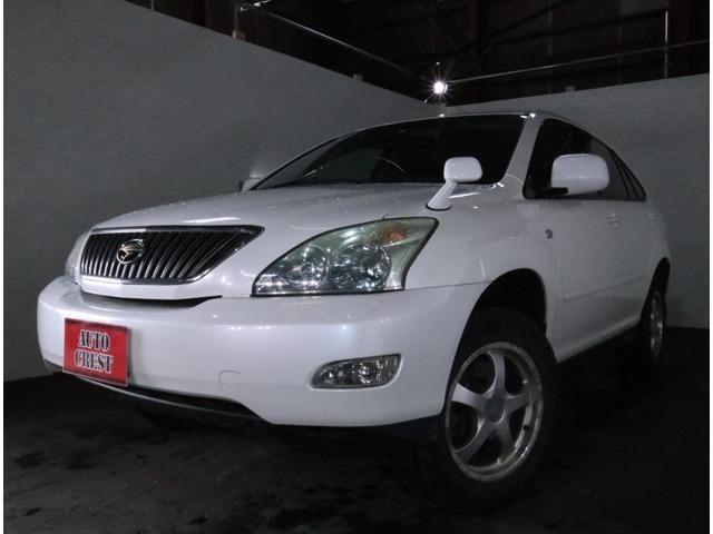 「トヨタ」「ハリアー」「SUV・クロカン」「北海道」「AUTO CREST/オートクレスト」の中古車