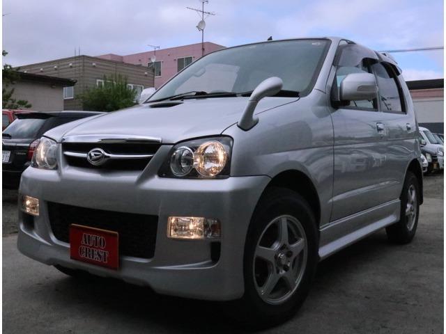 ダイハツ カスタムX 4WD スマートキー・ターボ・R3/9月