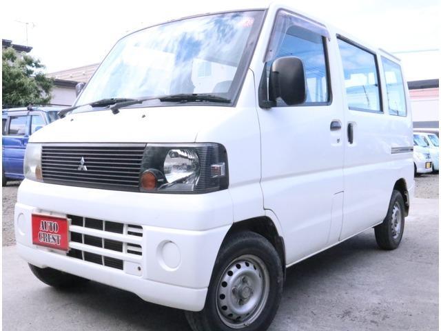 三菱 ミニキャブバン CD 5MT・切替式4WD・R3/10月