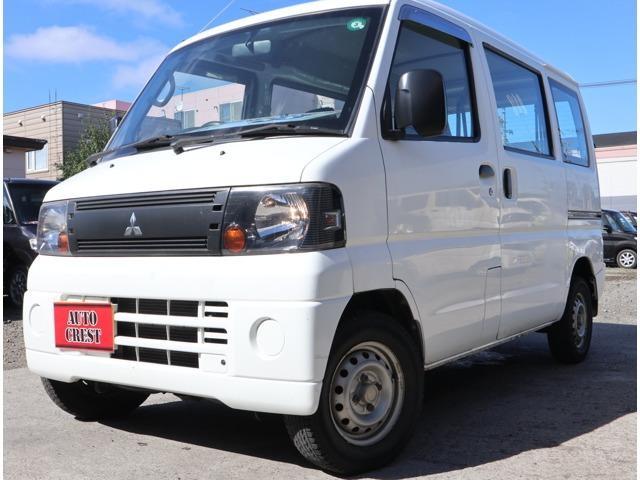 三菱 ミニキャブバン CS ハイルーフ 4WD5MT・切替式4WD・R4/4月・修無