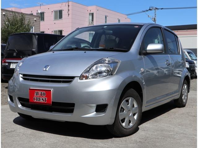 トヨタ X 4WD・4AT・ABS・キーレス・R3/10月・4.9万k