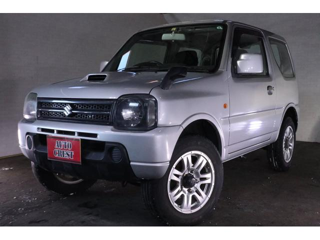 スズキ XG 5MT・4WD・ABS・ターボ・7.5万k・R4/5月