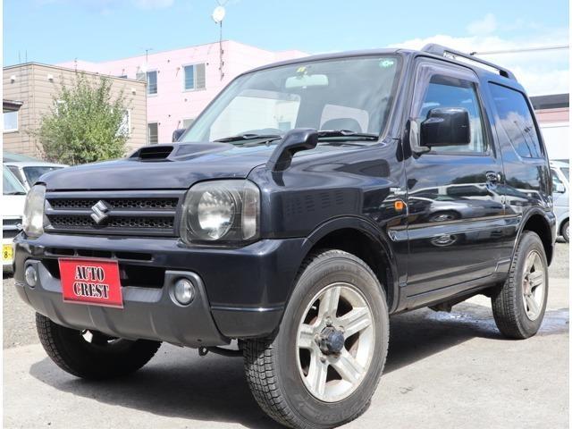 スズキ ワイルドウインド 4WD・4AT・ABS・ターボ・ナビ・キーレス