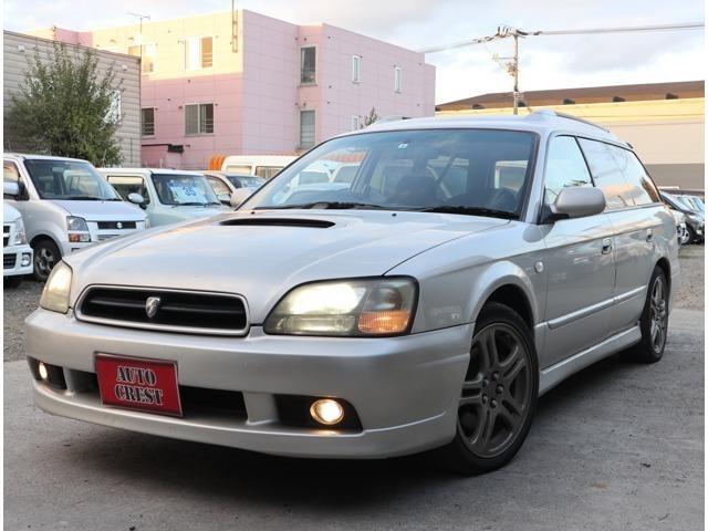 スバル GT-B E-tune 4WD・4AT・ABS・ターボ・R3/6月・Tベル済