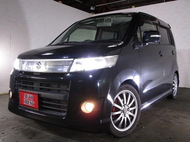 スズキ T 4WD・HID・スマートキー・ナビTV・4.6万k