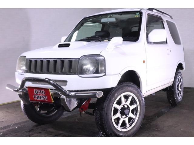 スズキ XC 4WD・5MT・ABS・キーレス・リフトアップ・R4/2