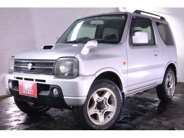 スズキ XC 5MT・ABS・ターボ・キーレス