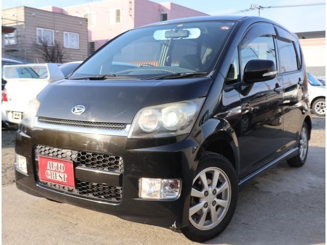 ダイハツ ムーヴ カスタム R 4WD・4AT・ABS・ターボ・5.7万k